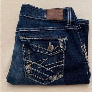 Buckle BKE culture cropped Jean size 30